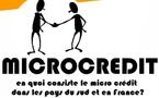 """Conférence """"le microcrédit dans les pays du sud et en France"""""""