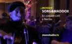 Sorg & Napoléon Maddox en concert live