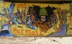 Rezé, graffitis et couleurs