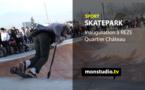 Inauguration du Skate park à Rezé