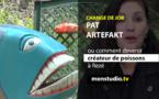 Change de Job #8 : découvrez le parcours de PAT ARTEFAKT
