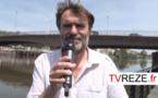 Didier Quéraud, candidat de l'écologie politique