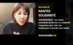 Interviews confinées : solidarité Nantes
