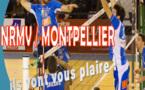 Volley : le NRMV Reçoit Montpellier, samedi à 20h00