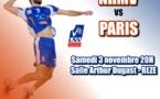 Le NRMV reçoit Paris