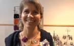 Véronique Rochelle, créatrice de bijoux et accessoires originaux