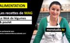 Recettes de Mag#2 : le wok de légumes & poulet (façon Thaï)