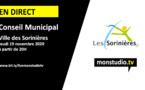 Conseil municipal en Live ce soir sur MonstudioTV
