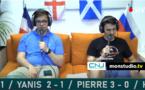 Vivez l'Euro de foot en direct sur Monstudio.tv