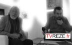 Edward Baran expose au Café des négociants