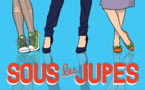 Sous les jupes des filles