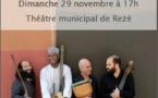 Concert au Théâtre de Rezé  Ablaye Cissoko