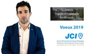 JCE Nantes Métropole Sud-Loire - Les voeux 2019