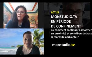 MonstudioTV en période de confinement