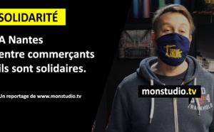 Solidarités entre commerçants à Nantes