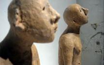 Nathalie GAUGLIN, sculpteur expose à Nantes