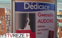 """Gwenaëlle Audoire dédicace """"Profil soignant"""""""