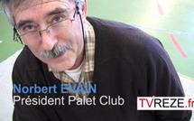 Palet sur planche : challenge interne de Palet Club rezéen