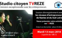 Soirée réseaux d'entrepreneurs avec TVREZE