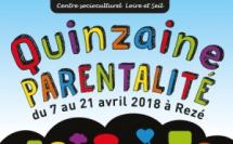 La quinzaine de la parentalité du CSC Loire et Seil est de retour