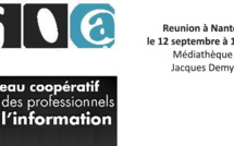 Réunion des réseaux de savoirs à Nantes