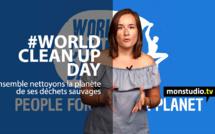 World Clean Up Day à Nantes