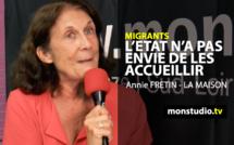 Migrants : l'Etat n'a pas envie de les accueillir