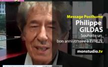 Quand Philippe Gildas souhaite à TVREZE un bon anniversaire
