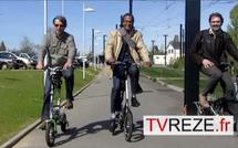 Pour vos trajets en ville : pensez au vélo-pliant !