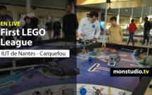 First LEGO League en Live sur monstudio.tv