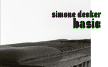 Exposition de Simone Decker, basic