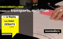 Les vrais débats à Rezé : densité urbaine + transports et mobilités