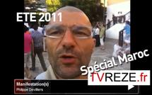 Philippe, envoyé (très) spécial de TVREZE au Maroc