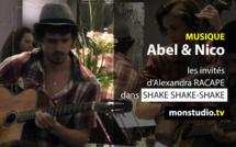 Abel & Nico - groupe invité de Shake Skake Shake !
