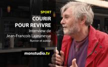 Jean-françois Lajeunesse : courir pour revivre