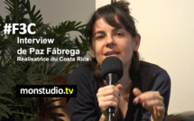 F3C : interview de Paz Fábrega