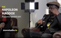 F3C : Interview de Napoleon Maddox, rappeur américain