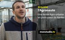L'Agronaute la ferme urbaine de Nantes
