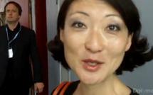 La Ministre au numérique Fleur Pellerin soutient TVREZE