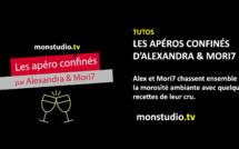 Les apéro confinés de MonstudioTV