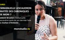 Emmanuelle Lescaudron invitée des Chroniques de Mori7