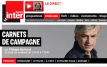 TVREZE à l'honneur sur France Inter