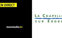 En direct 19h : Conseil municipal de La Chapelle sur Erdre