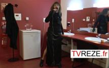 Interview exclusive de Brigitte Fontaine sur TVREZE