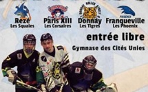 Le Rezé Olympique Patinage, en 1/4 de finale du championnat de France N3