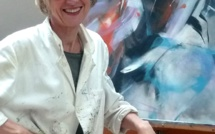 MABRIS, une artiste rezéenne fait sa place dans le monde de l'Art
