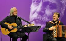 """Concert Joël FAVREAU """"SALUT BRASSENS"""" 6 décembre 2014"""