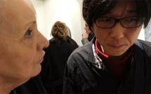 Go Segawa expose au café des négociants