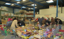 Banque Alimentaire : collecte fructueuse