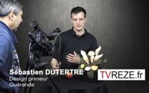 Sébastien Dutertre, artiste culinaire